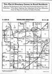 Map Image 029, Wabasha County 1994 Published by Farm and Home Publishers, LTD